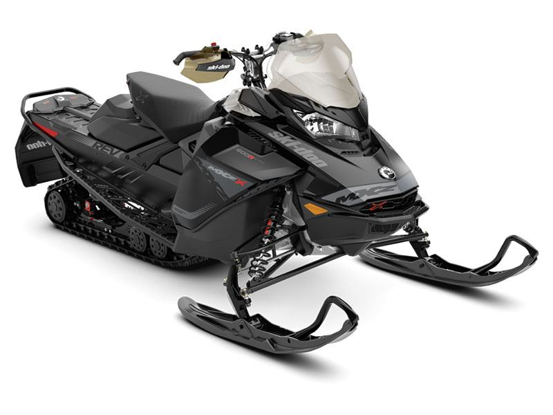 2019 Ski-Doo MXZ X 600R E-TEC Ripsaw 1.25 in Munising, Michigan