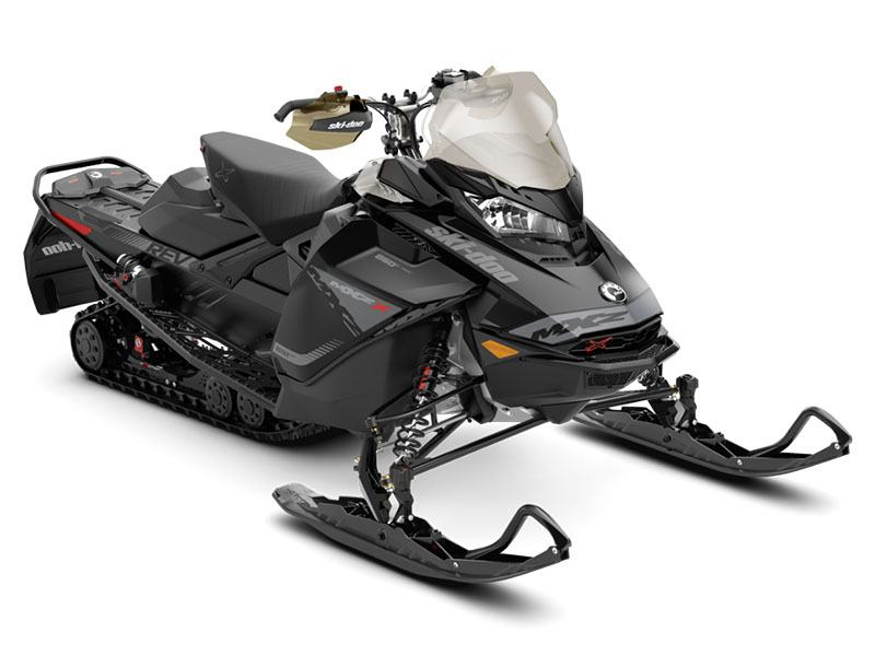 2019 Ski-Doo MXZ X 850 E-TEC Ice Cobra 1.6 w / Adj. Pkg. in Presque Isle, Maine - Photo 1