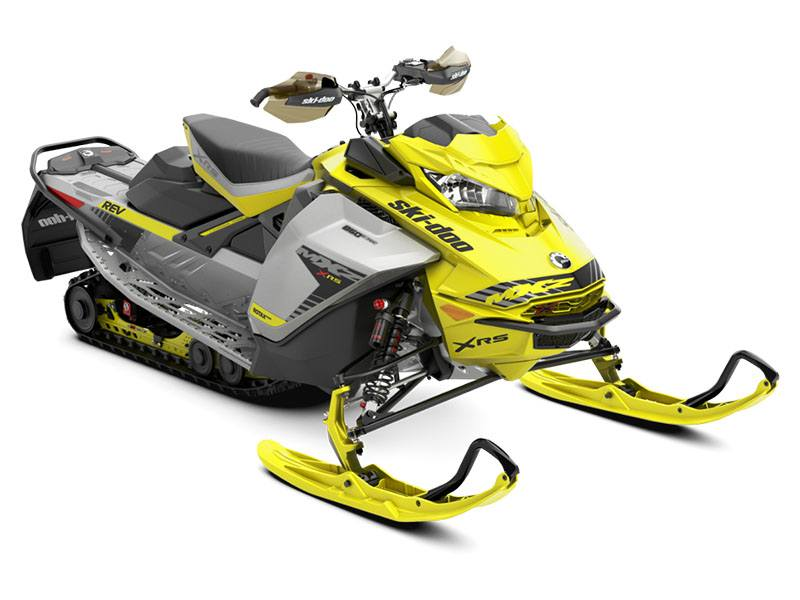 2019 Ski-Doo MXZ X 850 E-TEC Ice Ripper XT 1.25 in Barre, Massachusetts