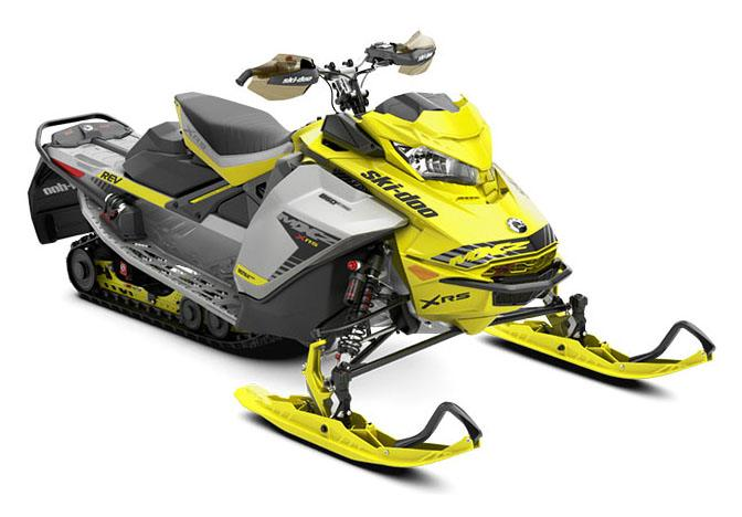 2019 Ski-Doo MXZ X 850 E-TEC Ice Ripper XT 1.25 w / Adj. Pkg. in Barre, Massachusetts