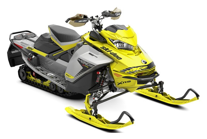 2019 Ski-Doo MXZ X 850 E-TEC Ripsaw 1.25 w / Adj. Pkg. in Land O Lakes, Wisconsin - Photo 1