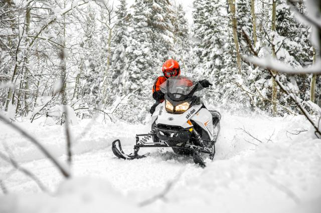2019 Ski-Doo Renegade Adrenaline 600R E-TEC in Chester, Vermont - Photo 3
