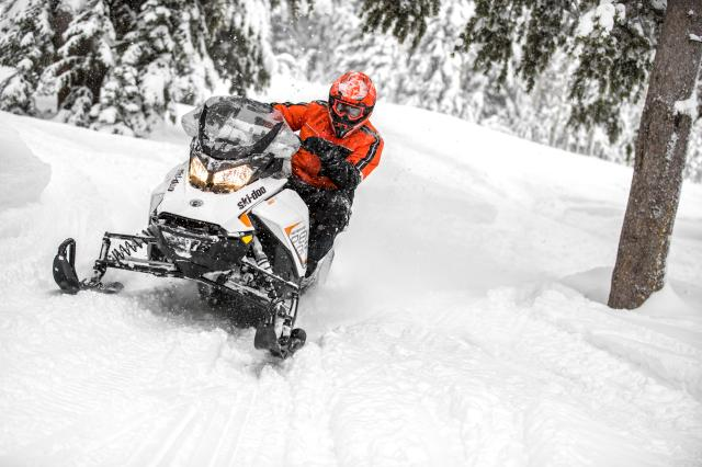 2019 Ski-Doo Renegade Adrenaline 600R E-TEC in Ponderay, Idaho