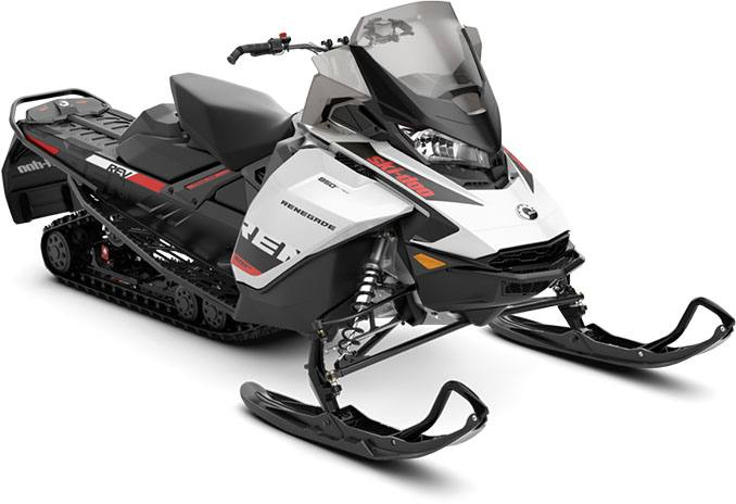 2019 Ski-Doo Renegade Adrenaline 850 E-TEC in Bennington, Vermont - Photo 1
