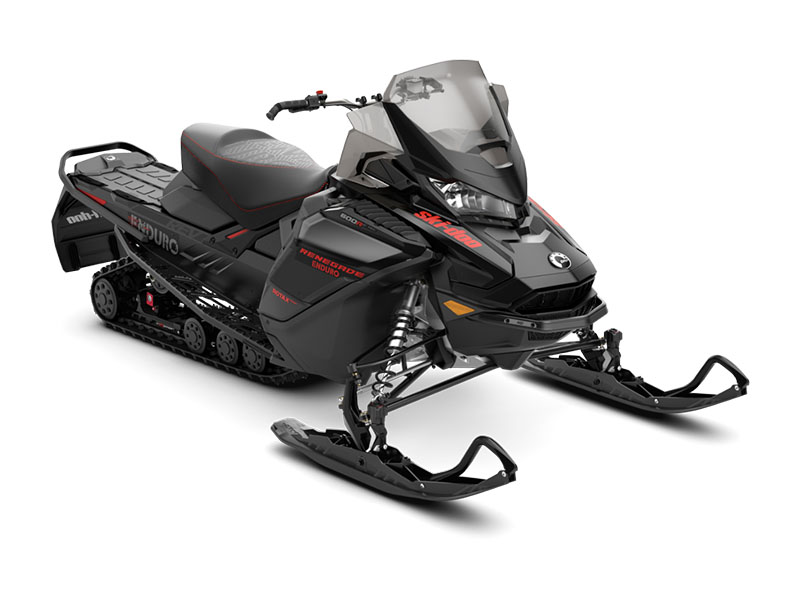 2019 Ski-Doo Renegade Enduro 600R E-TEC in Woodinville, Washington