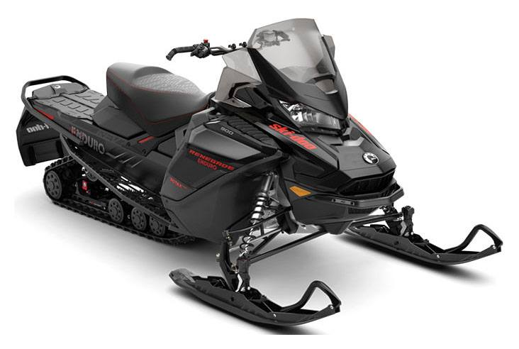 2019 Ski-Doo Renegade Enduro 900 ACE in Ponderay, Idaho - Photo 1