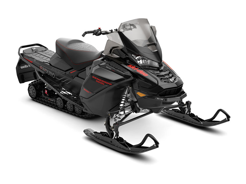 2019 Ski-Doo Renegade Enduro 900 ACE Turbo in Omaha, Nebraska