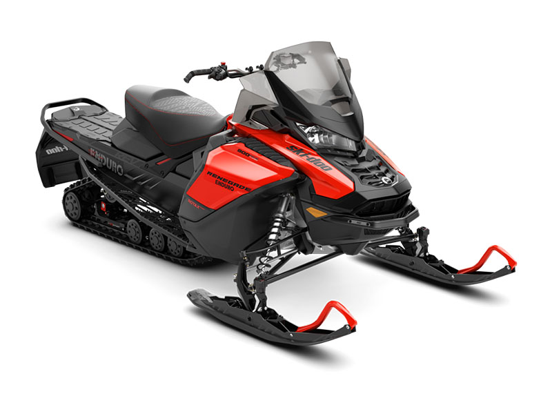 2019 Ski-Doo Renegade Enduro 900 ACE Turbo in Wilmington, Illinois