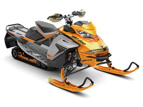 2019 Ski-Doo Renegade X-RS 850 E-TEC Ice Cobra 1.6 in Concord, New Hampshire