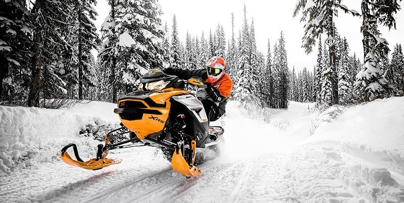 2019 Ski-Doo Renegade X-RS 850 E-TEC Ice Cobra 1.6 w/Adj. Pkg. in Derby, Vermont