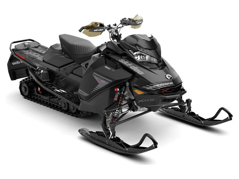 2019 Ski-Doo Renegade X-RS 850 E-TEC Ice Cobra 1.6 w/Adj. Pkg. in Lancaster, New Hampshire