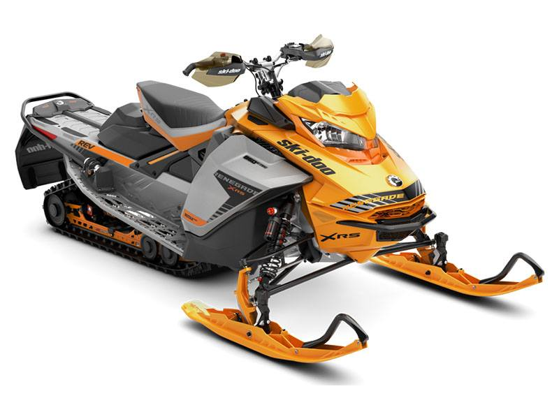 2019 Ski-Doo Renegade X-RS 850 E-TEC Ice Cobra 1.6 w/Adj. Pkg. in Moses Lake, Washington - Photo 1