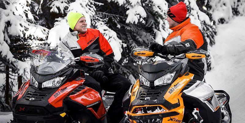 2019 Ski-Doo Renegade X-RS 850 E-TEC Ice Ripper XT 1.25 in Colebrook, New Hampshire
