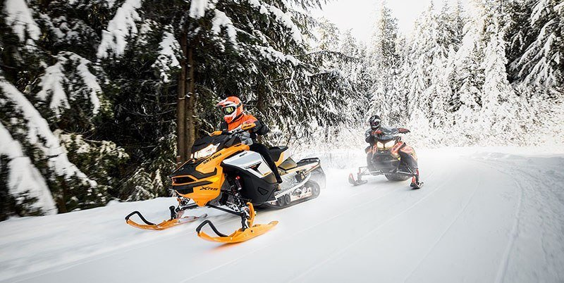 2019 Ski-Doo Renegade X-RS 850 E-TEC Ice Ripper XT 1.25 w/Adj. Pkg. in Derby, Vermont