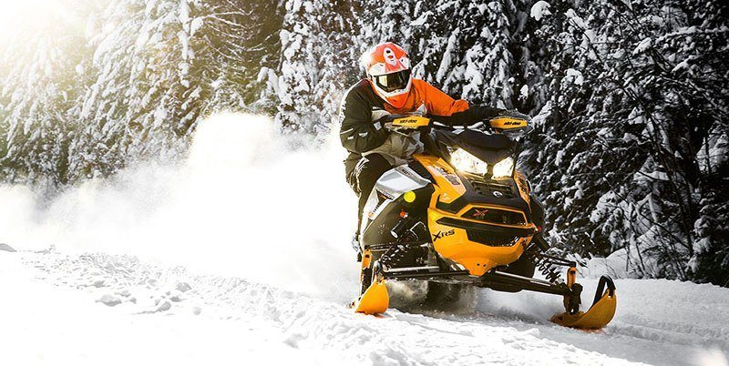 2019 Ski-Doo Renegade X-RS 850 E-TEC Ripsaw 1.25 in Wilmington, Illinois