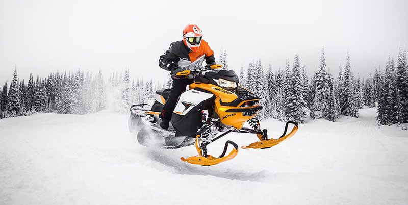 2019 Ski-Doo Renegade X-RS 900 ACE Turbo Ice Cobra 1.6 in Speculator, New York
