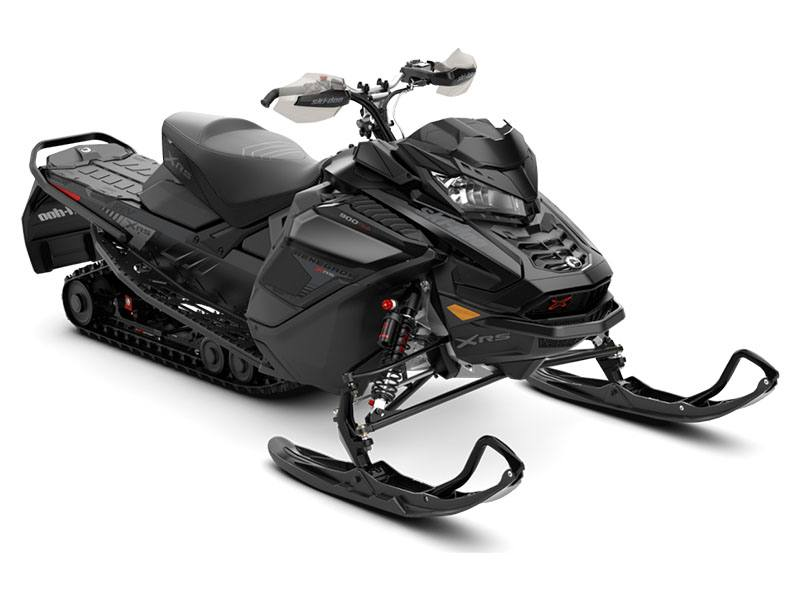 2019 Ski-Doo Renegade X-RS 900 ACE Turbo Ice Cobra 1.6 in Hillman, Michigan