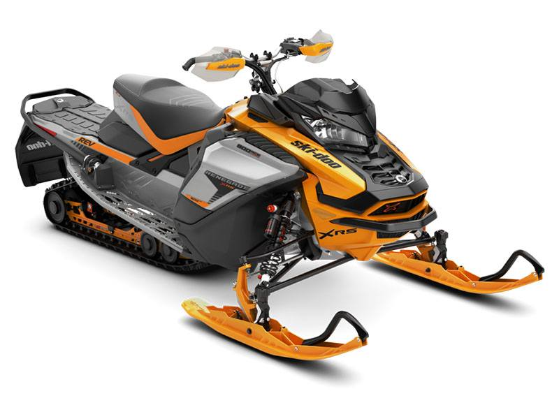 2019 Ski-Doo Renegade X-RS 900 ACE Turbo Ice Ripper XT 1.25 w/Adj. Pkg. in Colebrook, New Hampshire