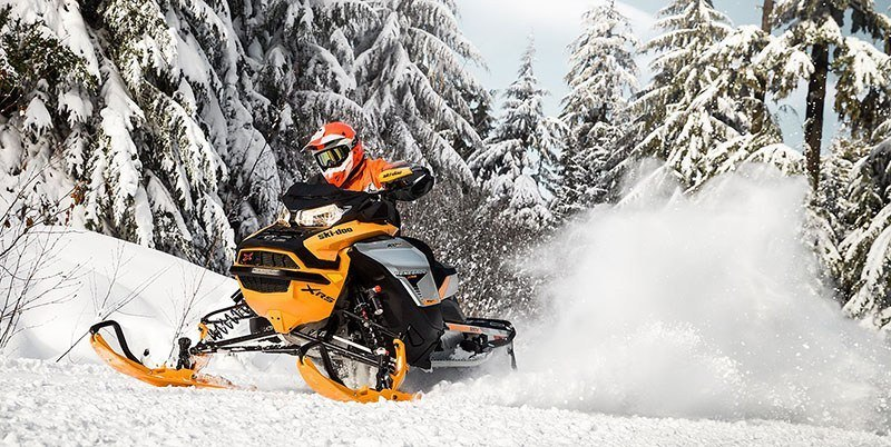 2019 Ski-Doo Renegade X-RS 900 Ace Turbo Ripsaw 1.25 w/Adj. Pkg. in Chester, Vermont