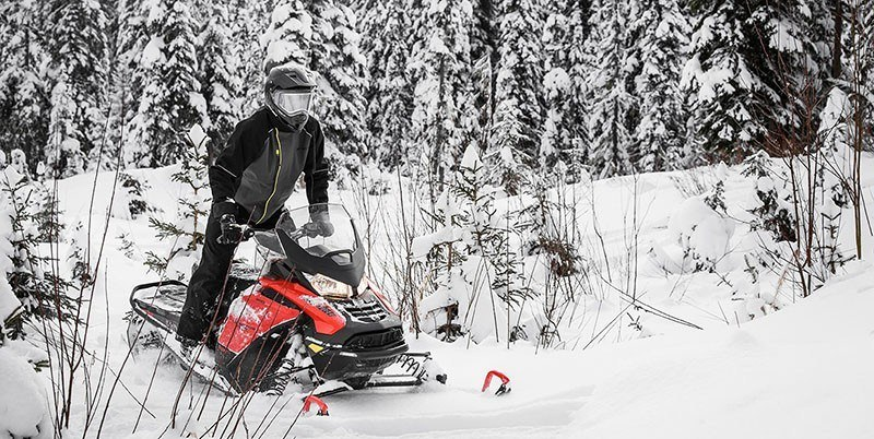 2019 Ski-Doo Renegade X 600R E-TEC Ice Cobra 1.6 w/Adj. Pkg. in Ponderay, Idaho - Photo 11
