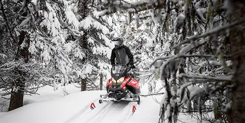 2019 Ski-Doo Renegade X 600R E-TEC Ice Cobra 1.6 w/Adj. Pkg. in Presque Isle, Maine