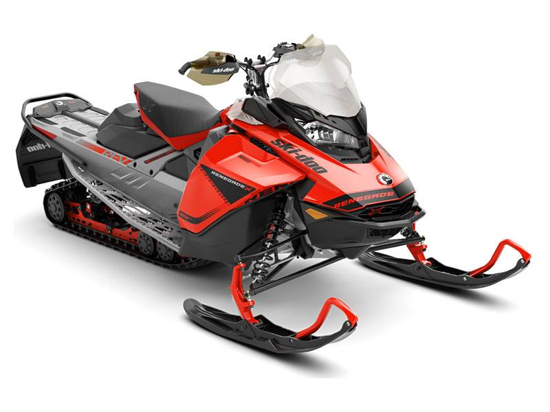2019 Ski-Doo Renegade X 600R E-TEC Ice Ripper 1.25 in Colebrook, New Hampshire