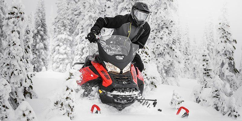 2019 Ski-Doo Renegade X 600R E-TEC Ice Ripper 1.25 in Billings, Montana
