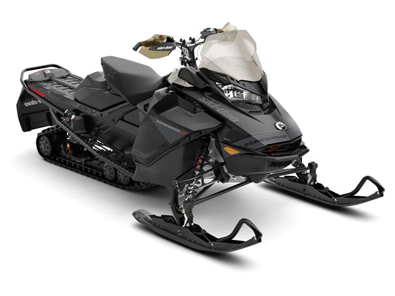 2019 Ski-Doo Renegade X 600R E-TEC Ice Ripper 1.25 w/Adj. Pkg. in Evanston, Wyoming