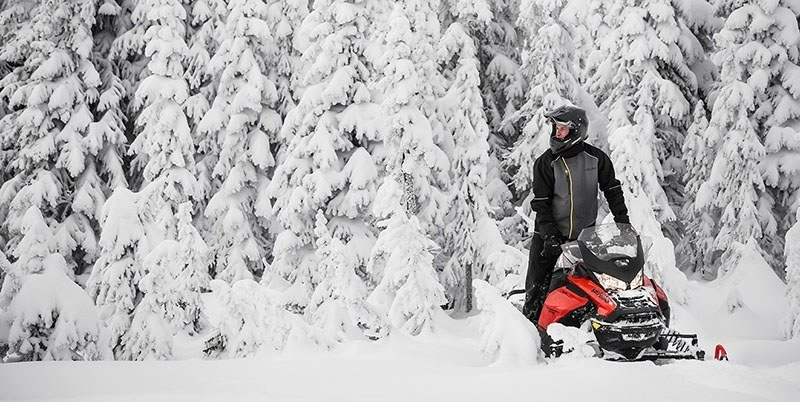 2019 Ski-Doo Renegade X 600R E-TEC Ice Ripper 1.25 w/Adj. Pkg. in Colebrook, New Hampshire