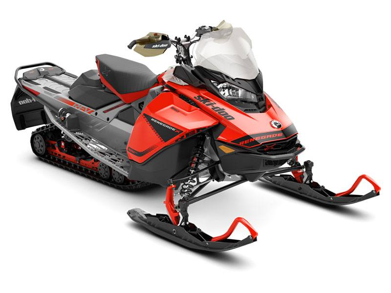 2019 Ski-Doo Renegade X 600R E-TEC Ripsaw 1.25 w/Adj. Pkg. in Rapid City, South Dakota