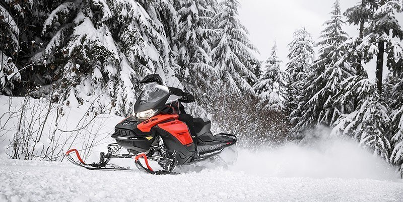2019 Ski-Doo Renegade X 850 E-TEC Ice Ripper XT 1.25 in Honesdale, Pennsylvania