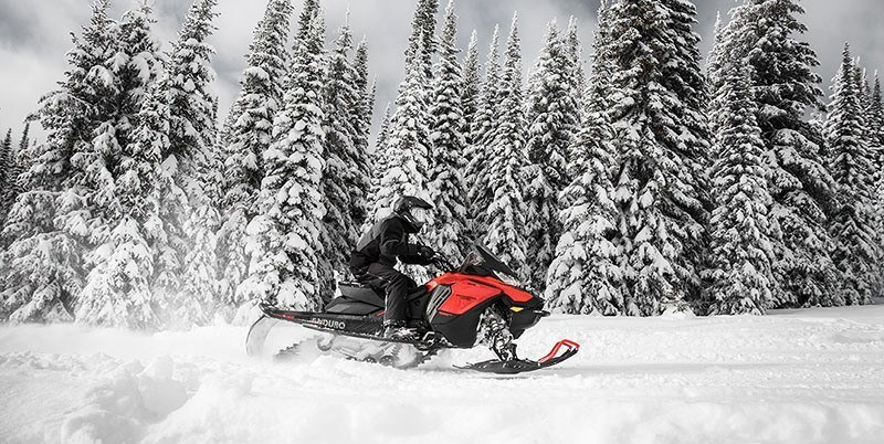 2019 Ski-Doo Renegade X 850 E-TEC Ice Ripper XT 1.25 w/Adj. Pkg. in Presque Isle, Maine