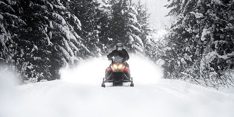 2019 Ski-Doo Renegade X 850 E-TEC Ripsaw 1.25 in Lancaster, New Hampshire