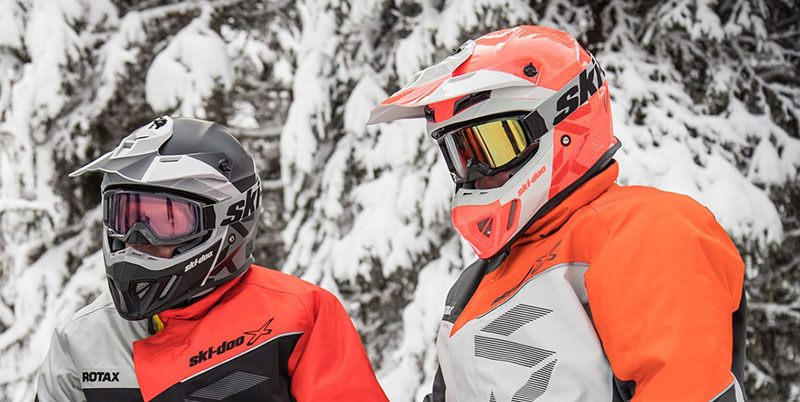 2019 Ski-Doo Renegade X 850 E-TEC Ripsaw 1.25 in Evanston, Wyoming - Photo 8