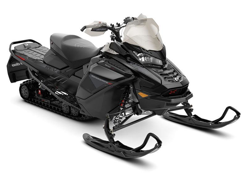 2019 Ski-Doo Renegade X 900 Ace Turbo Ice Cobra 1.6 in Augusta, Maine