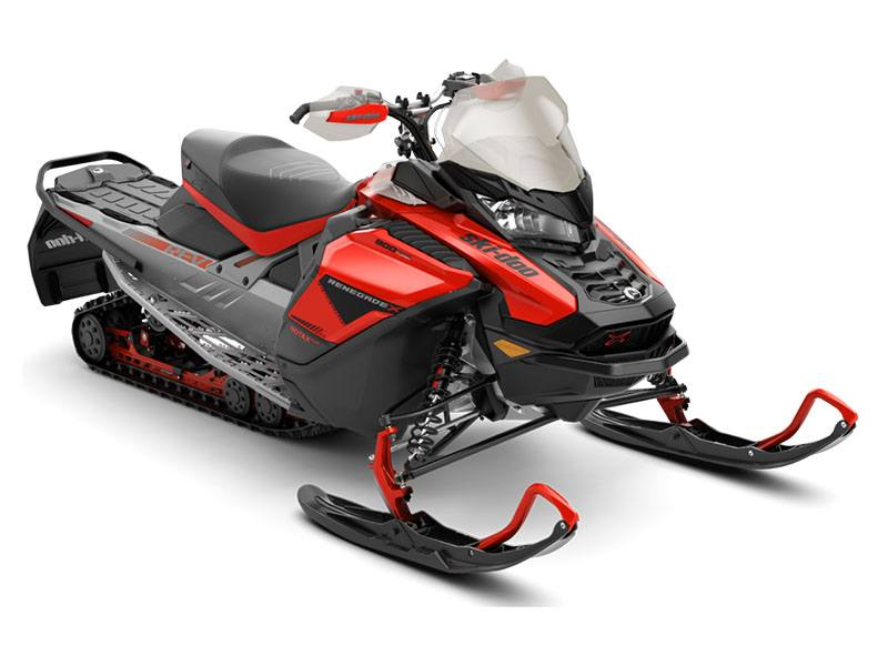 2019 Ski-Doo Renegade X 900 Ace Turbo Ice Cobra 1.6 in Wilmington, Illinois