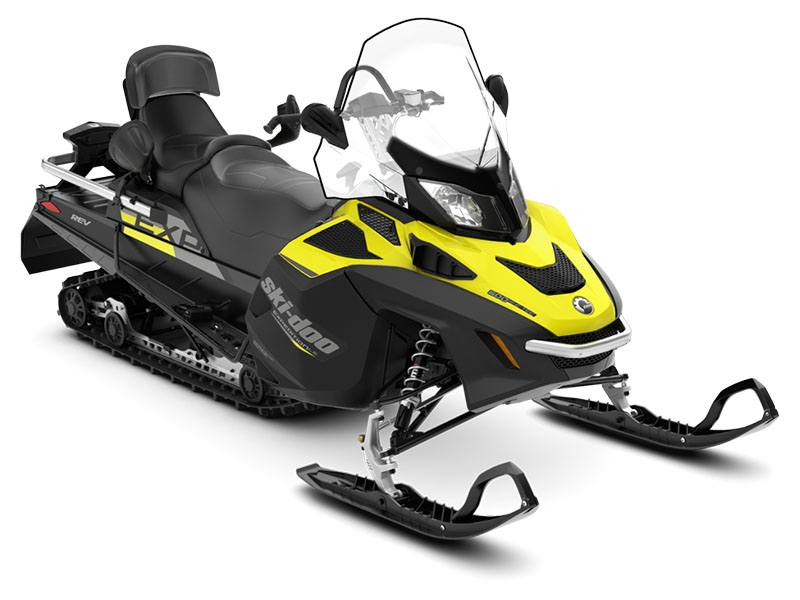 2019 Ski-Doo Expedition LE 600 H.O. E-TEC in Speculator, New York