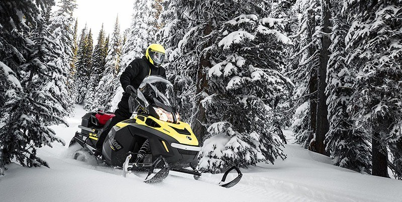 2019 Ski-Doo Expedition LE 600 H.O. E-TEC in Unity, Maine - Photo 4