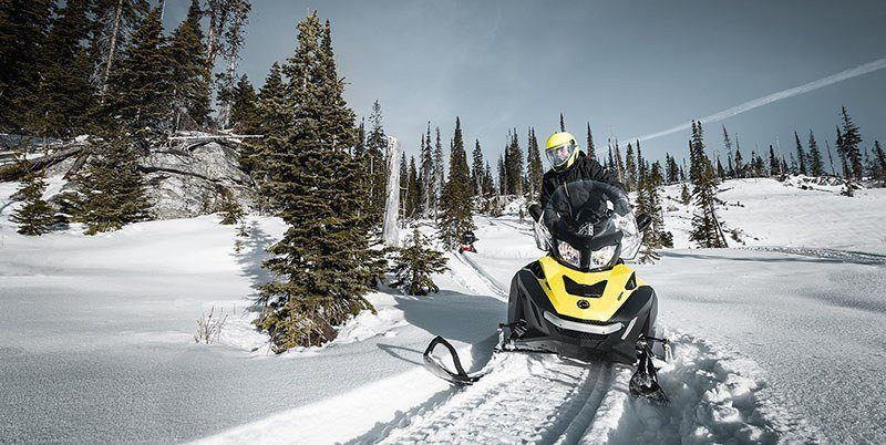 2019 Ski-Doo Expedition LE 600 H.O. E-TEC in Fond Du Lac, Wisconsin