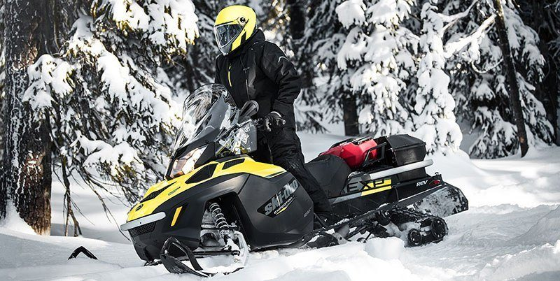 2019 Ski-Doo Expedition LE 600 H.O. E-TEC in Derby, Vermont