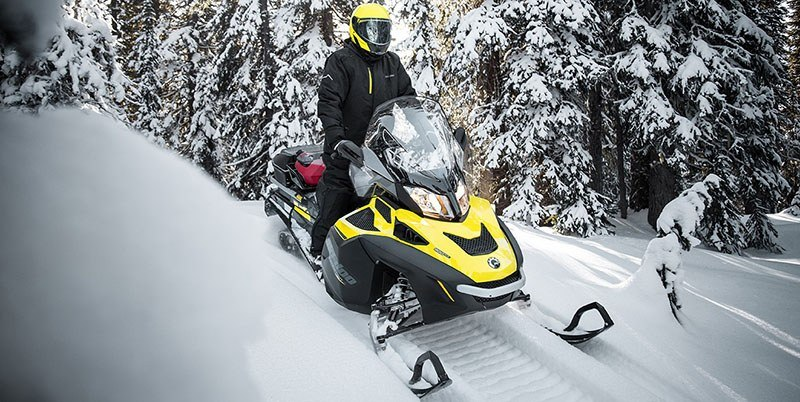 2019 Ski-Doo Expedition LE 600 H.O. E-TEC in Hillman, Michigan - Photo 10