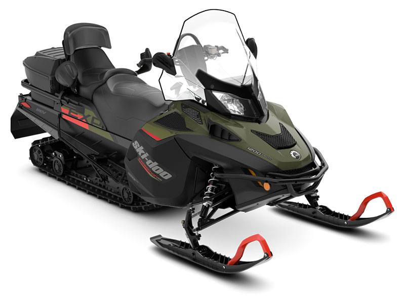 2019 Ski-Doo Expedition SE 1200 4-TEC in Clinton Township, Michigan - Photo 1