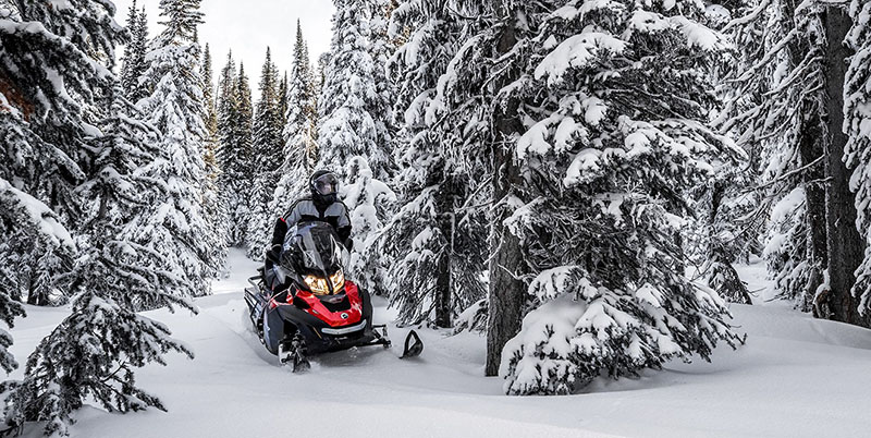 2019 Ski-Doo Expedition SE 600 H.O. E-TEC in Munising, Michigan