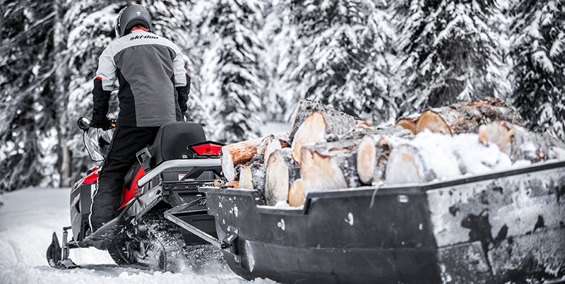 2019 Ski-Doo Expedition SE 600 H.O. E-TEC in Moses Lake, Washington