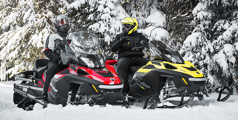 2019 Ski-Doo Expedition SE 600 H.O. E-TEC in Inver Grove Heights, Minnesota