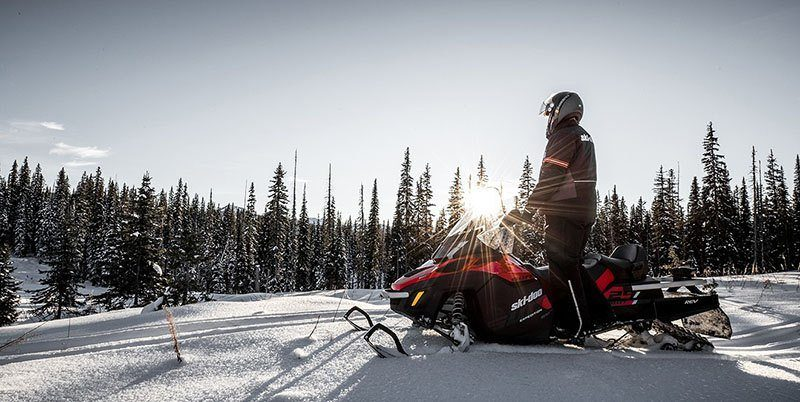 2019 Ski-Doo Expedition SE 600 H.O. E-TEC in Unity, Maine - Photo 4