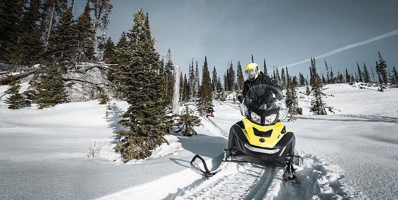 2019 Ski-Doo Expedition SE 600 H.O. E-TEC in Unity, Maine - Photo 5