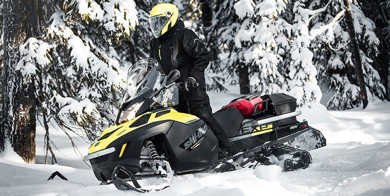 2019 Ski-Doo Expedition SE 600 H.O. E-TEC in Unity, Maine - Photo 6