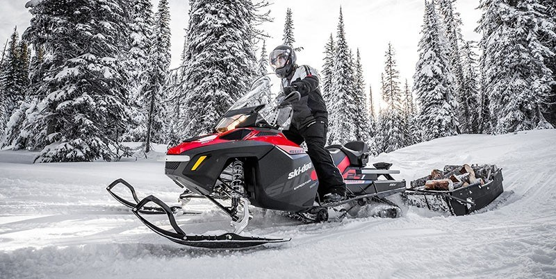 2019 Ski-Doo Expedition Sport 550F in Clinton Township, Michigan