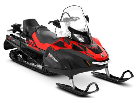 2019 Ski-Doo Skandic SWT 600 H.O. E-TEC in Colebrook, New Hampshire